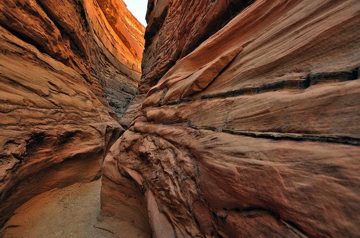Цветной-каньон-в-Египте