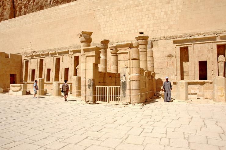 Храм Амада, Асуан, Египет
