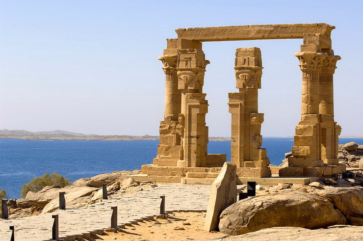 Храм Калабша, Асуан, Египет