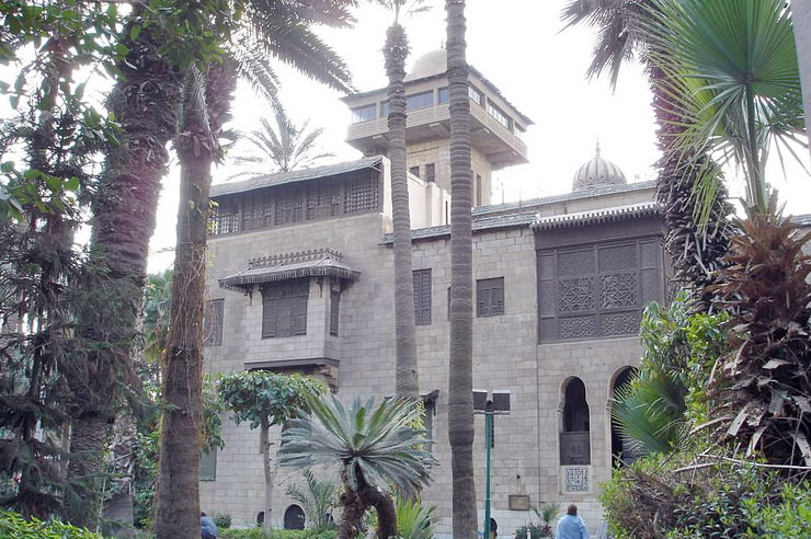 Дворец-музей Маниал в Гизе, Египет