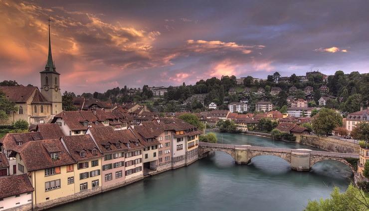 Швейцария. Визовые изменения в 2014 году