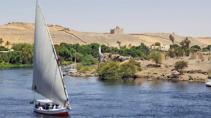 Остров Элефантина, Асуан, Египет