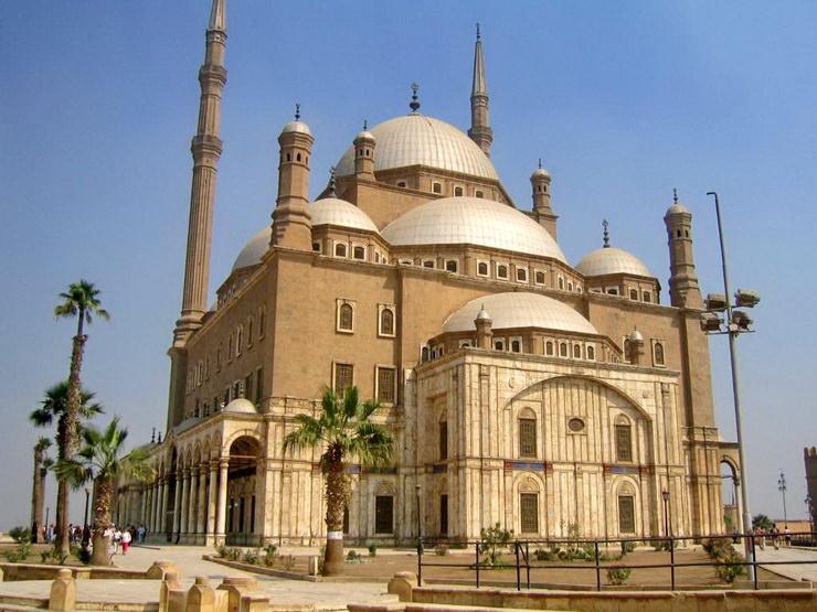 Мечеть Мухаммеда Али в Каире, Египет