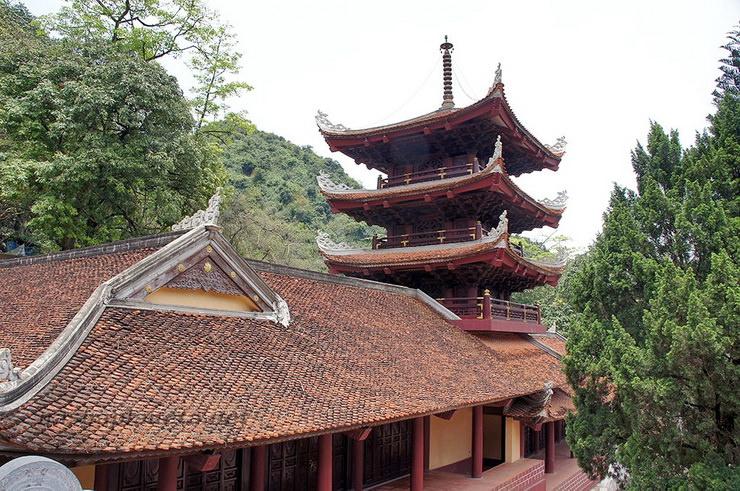 Ароматная пагода, Ханой, Вьетнам