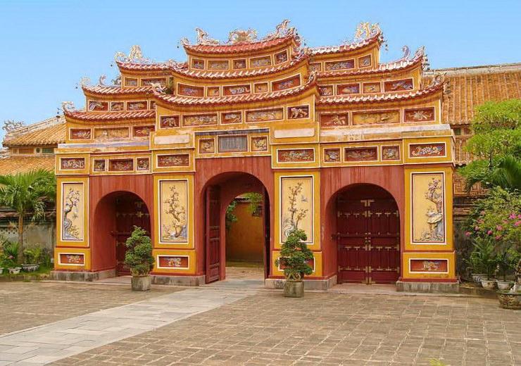 Город Хюэ, Дананг, Вьетнам