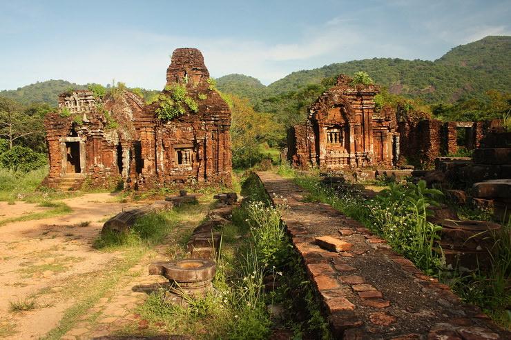 Храмовый комплекс Мишон, Дананг, Вьетнам