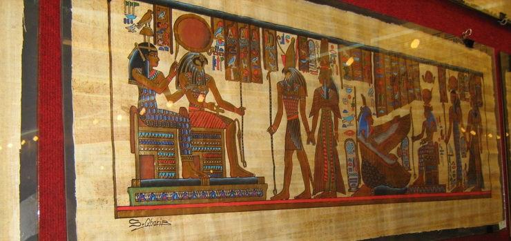 Музей папируса в Египте. Куда сходить с детьми в Египте?