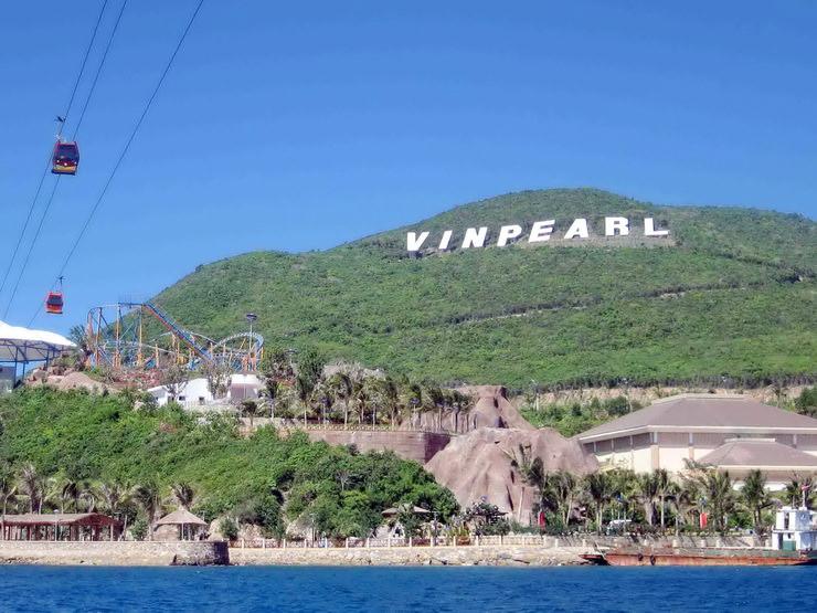 Развлекательный парк Vinpearl Land, Нячанг, Вьетнам