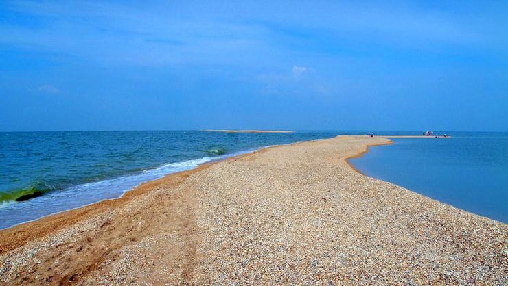 Курорты Азовского моря. Станица Должанская