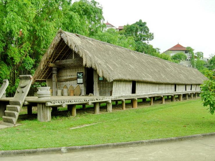 Вьетнамский музей этнологии, Ханой, Вьетнам