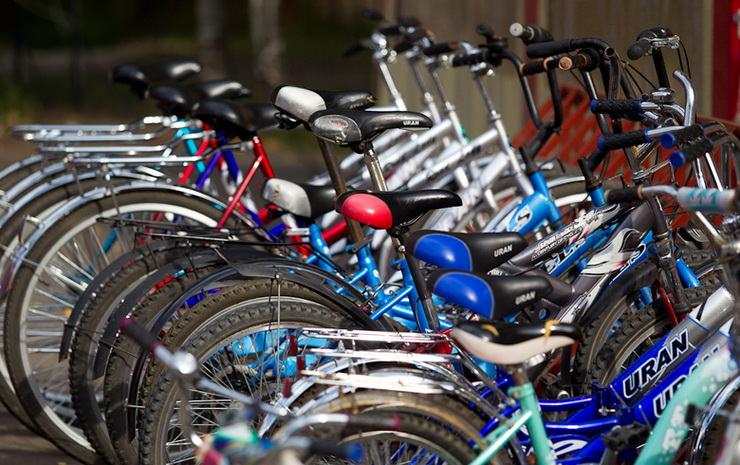 Прокат велосипедов в парк-отеле «Яхонты» заповедник Таруса»