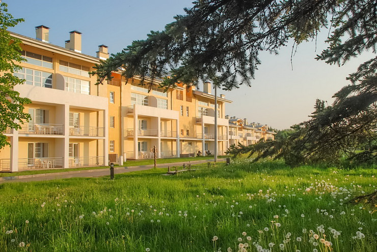 Подмосковный парк-отель «Кранкино»