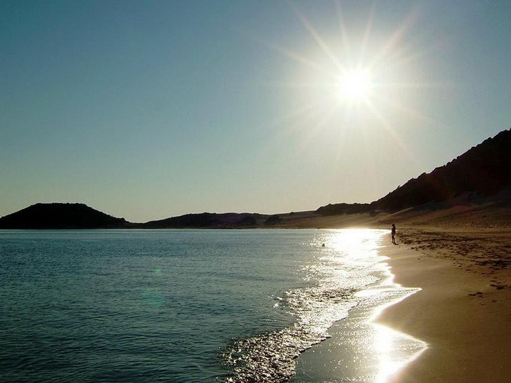 Куда отправиться с ребенком в августе? Кипр