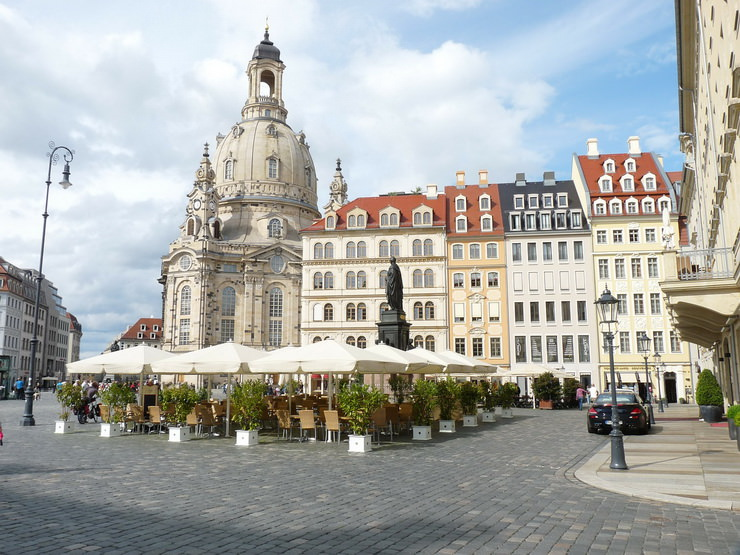 Куда поехать с ребенком в октябре? Дрезден, Германия