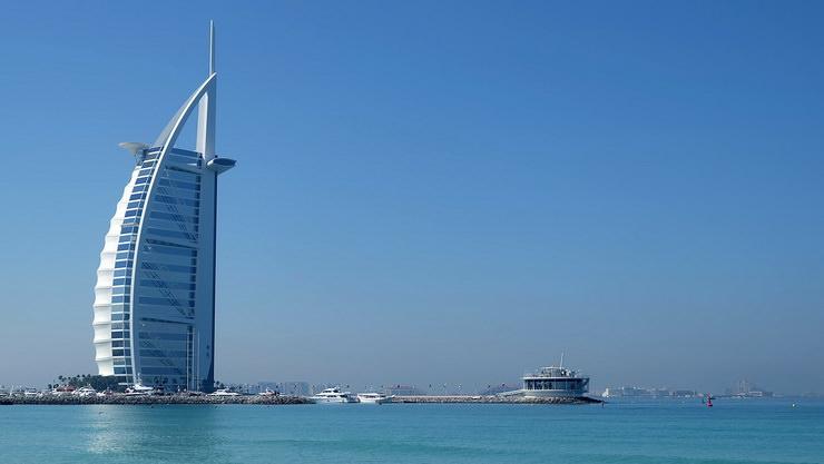 Семейный отдых в октябре. Дубай, Арабские Эмираты