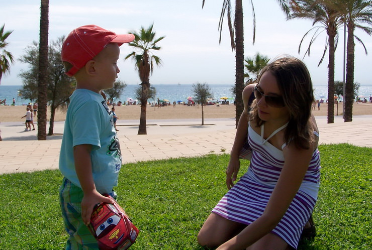Отдых с детьми в Барселоне. Интервью с экспертом