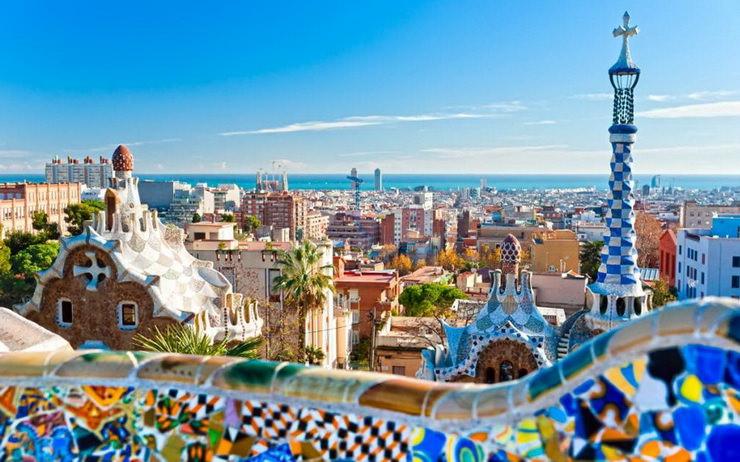 Отдых с детьми в Барселоне