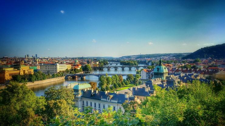 Куда поехать с ребенком в октябре? Прага. Чехия