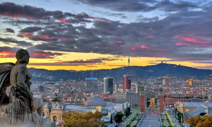 Семейный отдых в Барселоне