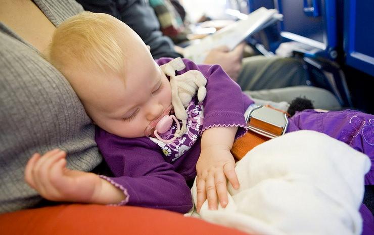 Главные правила детских путешествий