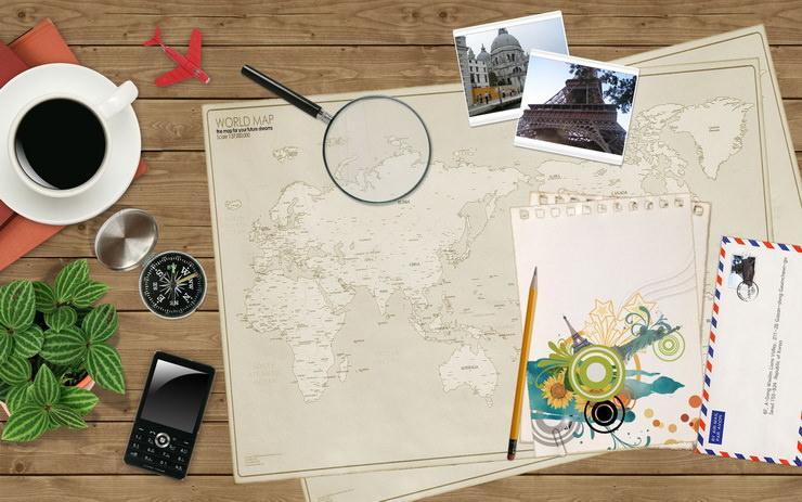 Как выбрать маршрут для самостоятельного путешествия