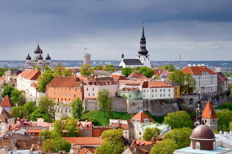 Куда поехать в ноябре с детьми? Таллин