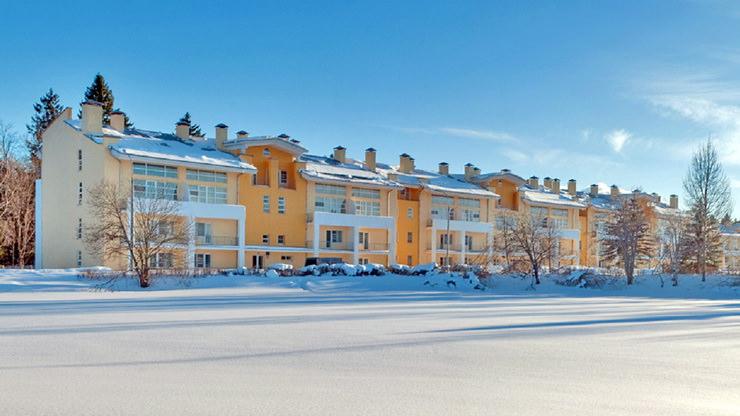 Парк-отель Кранкино. Зимний отдых с детьми в Подмосковье