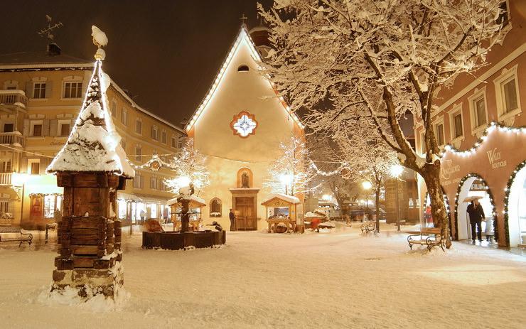 Рождество в Европе. Отдых с детьми в декабре