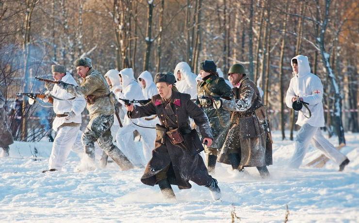 День Ворошиловского стрелка в Русском парке