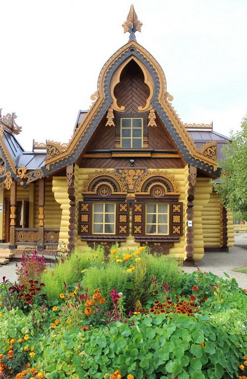 Музей Русская мода, стиль и атмосфера XIX века в Русском парке