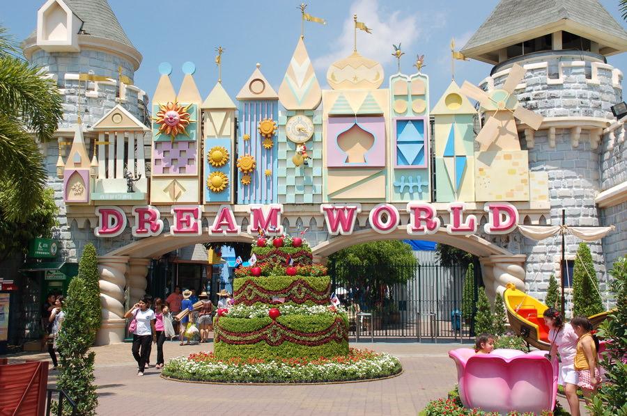 dream world таиланд
