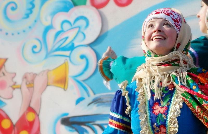 Где отметить Масленицу с детьми в России