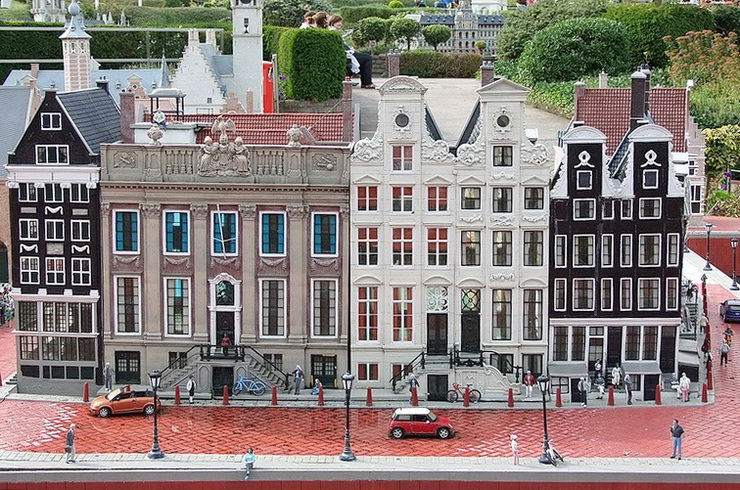 Голландия,_парк_Мини-Европа,_Брюссель