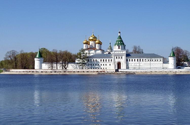 Кострома. отдых с детьми на весенних школьных каникулах