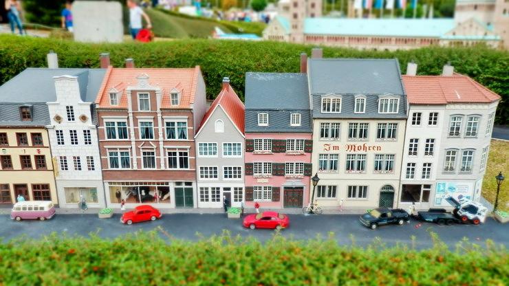 Парк_Мини-Европа_Бельгия