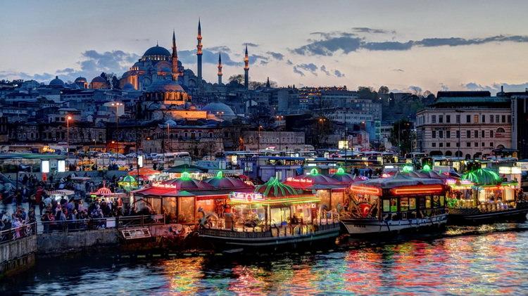 Стамбул Турция. отдых с детьми на весенние каникулы