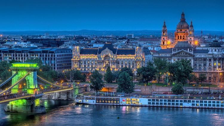 Отдых с детьми в Будапеште на весенние каникулы