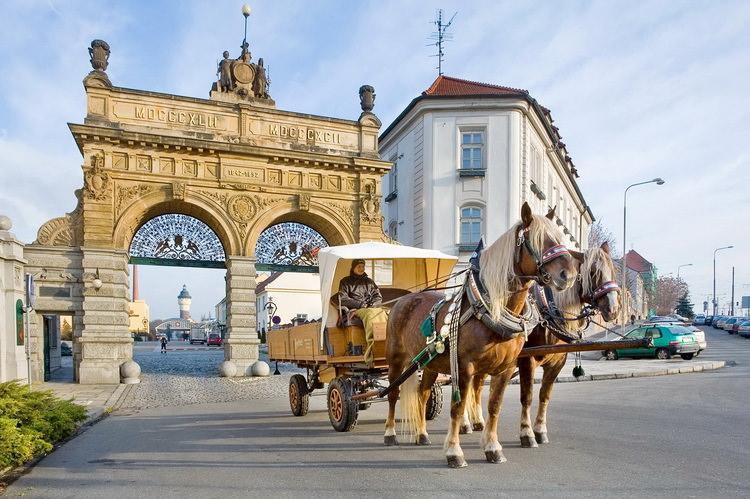 Отдых с детьми в Чехии на весенние каникулы