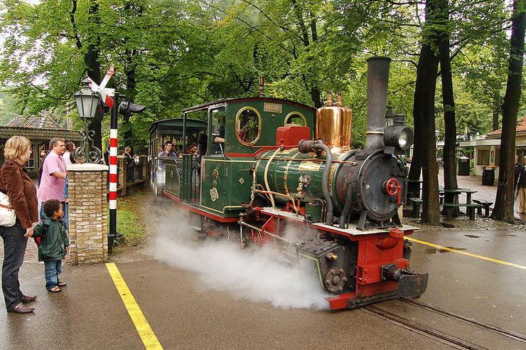 Парк Эфтелинг в Голландии
