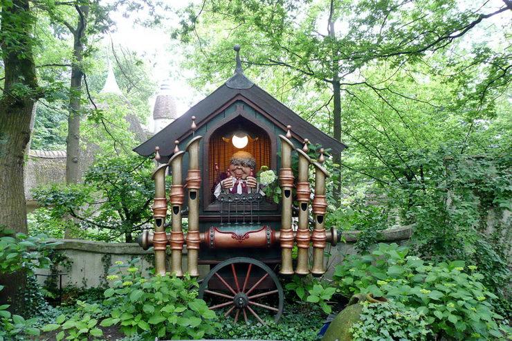Парк Эфтелинг в Нидерландах