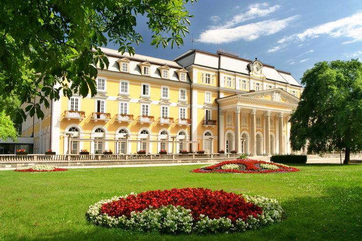 Курорт Рогашка Слатина в Словении