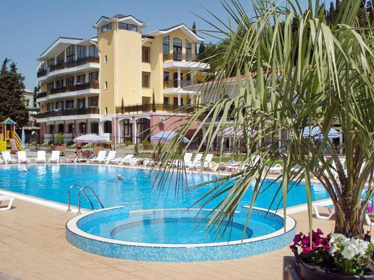 Курорт-отель «Демерджи» (Алушта)