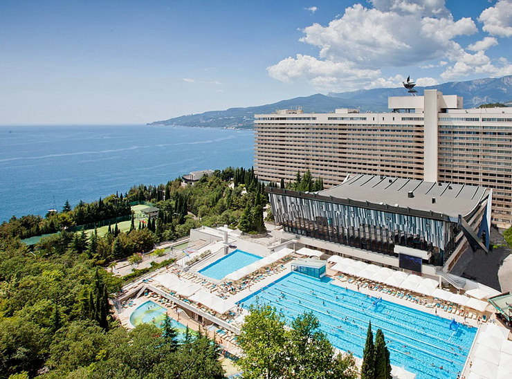 Лучшие отели для семейного отдыха с детьми в Крыму