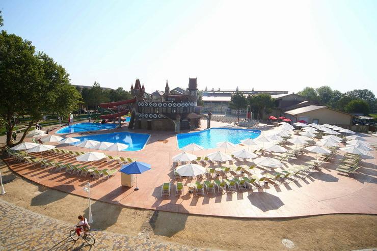 Отели Анапы для отдыха с детьми