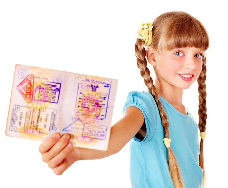Как оформить загранпаспорт для ребенка