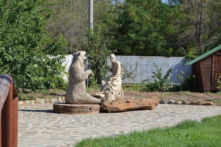 Дубовка. Храм Святой Живоначальной Троицы