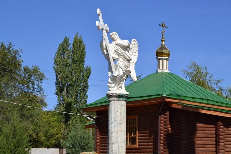 Дубовский Храм Святой Живоначальной Троицы