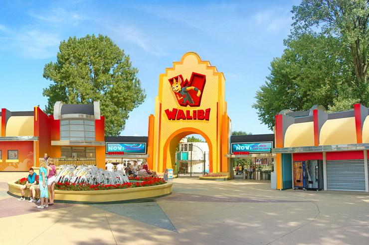 Парк Валиби в Нидерландах