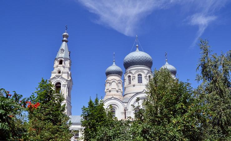 Церковь Михаила Архангела в Ерзовке