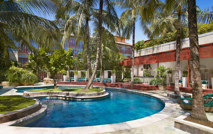 Отель Hard Rock Hotel Bali